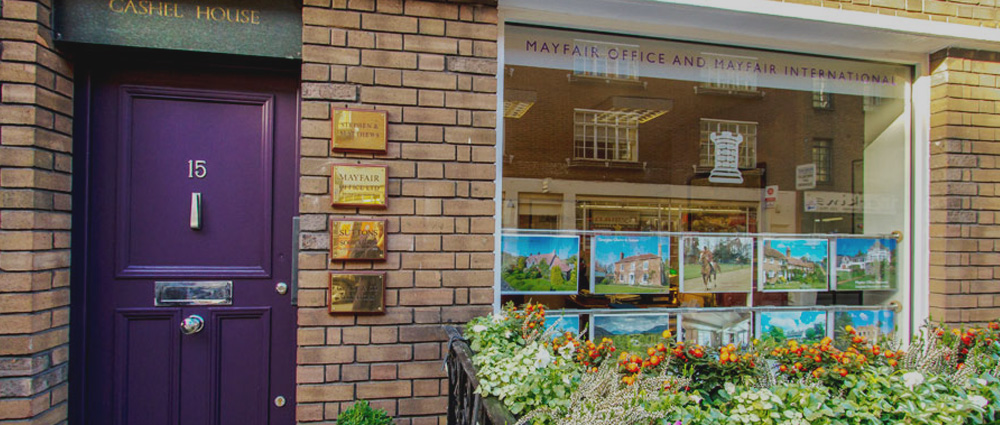 The Mayfair Office - Thayer Street